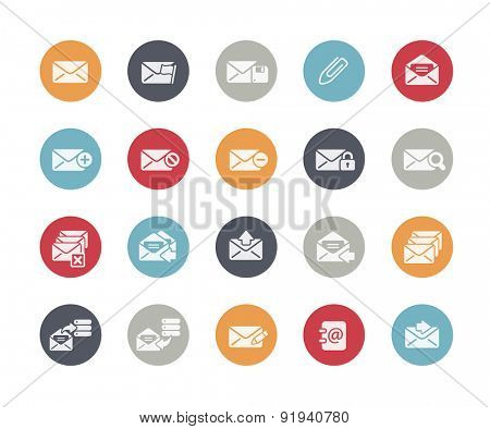 E-mail Icons // Classics Series