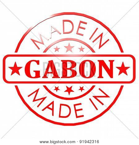 Made In Gabon Red Seal