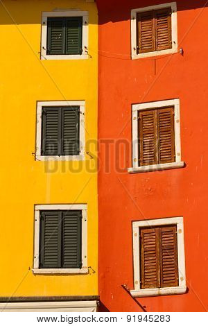 The Wall And The Window, Mediterranian Architecture.
