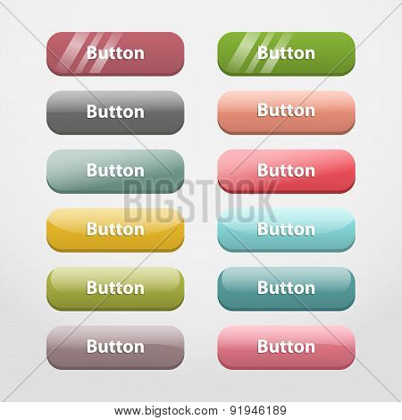 Web buttons.Part II