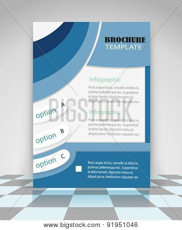 Blue Business Design