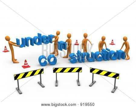 Website Construction #2