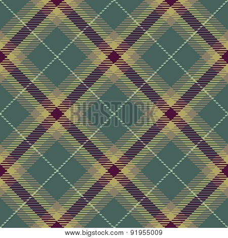Tartan Seamless Generated Texture