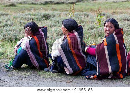Festival In Dolpo, Nepal