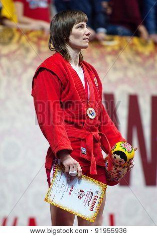 Gold Medalist E. Prokopenko