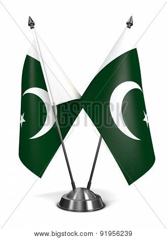 Pakistan - Miniature Flags.