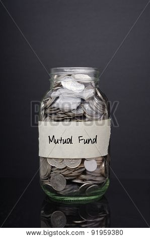 Mutual Fund - Financial Concept