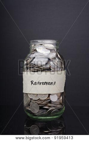 Retirement - Financial Concept