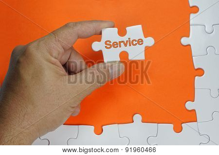 Service Text - Business Concept