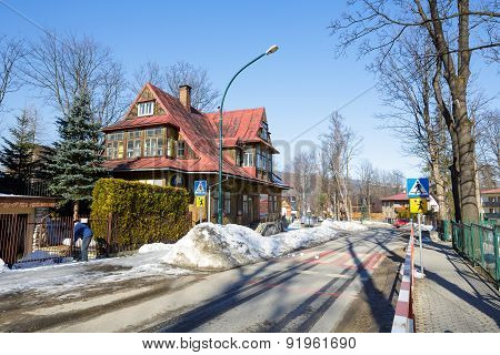 Villa Bohdanowka In Zakopane