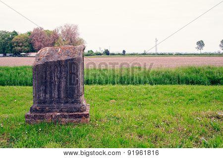 Archeological Area Of Aquileia