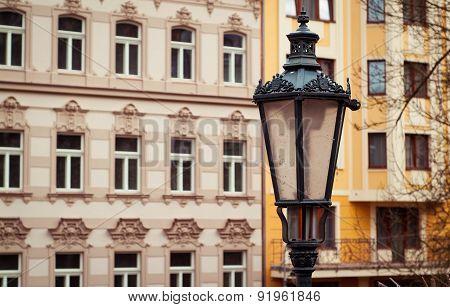 Czech Facade