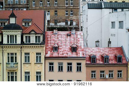 Karlovy Vary Houses