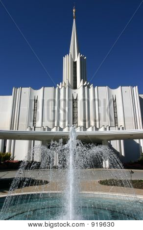Jordan River Mormon Temple