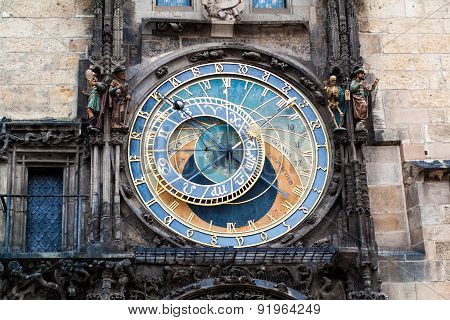 Prague Atronomical Clock