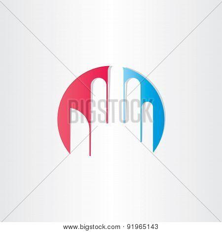 Human Hand Fingers Symbol