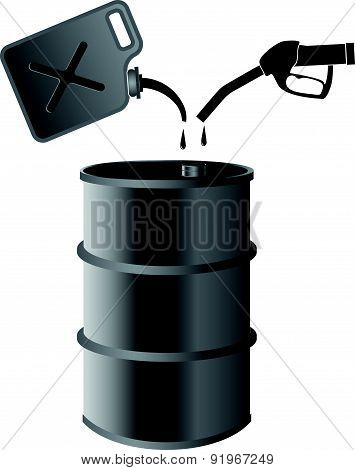 Oil And Petrol Items