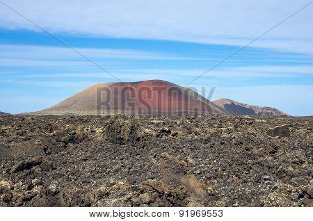 National Park Timanfaya
