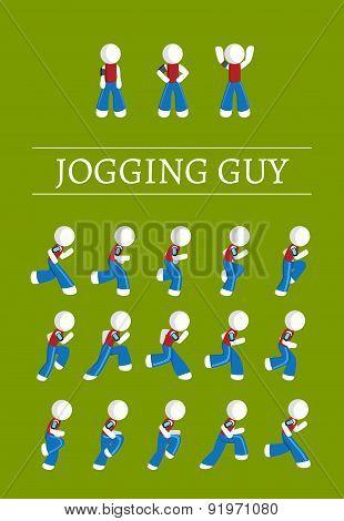 Jogging  Guy