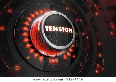 Tension Controller on Black Console.