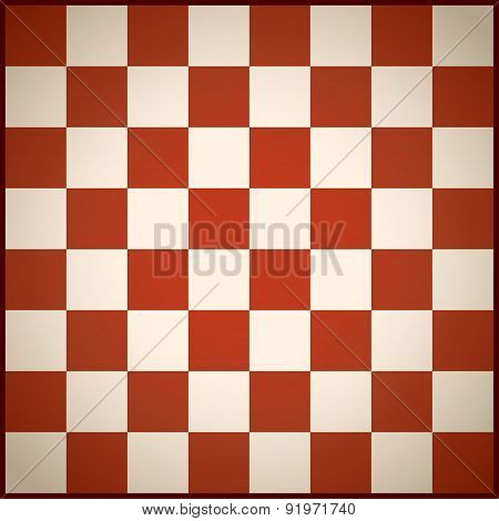 chess field red