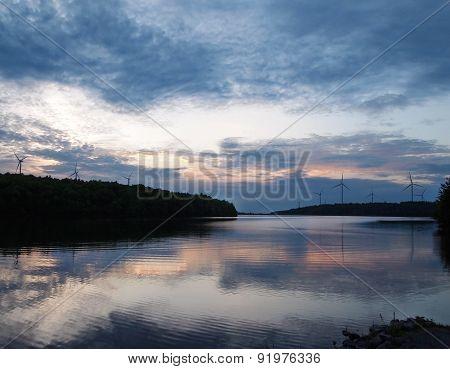 Lakeside Wind Farm