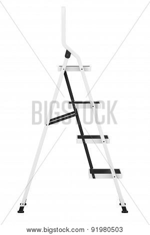 Extreme Closeup Ladder