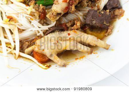 Khanom Jin Nam Ngiao