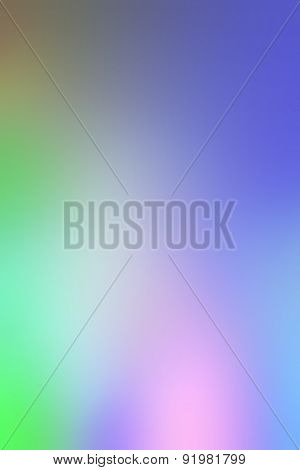 Multi color blurred abstract background