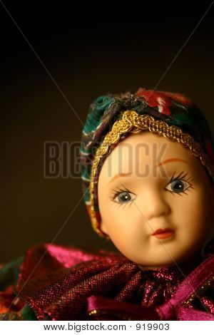 Doll Study 02