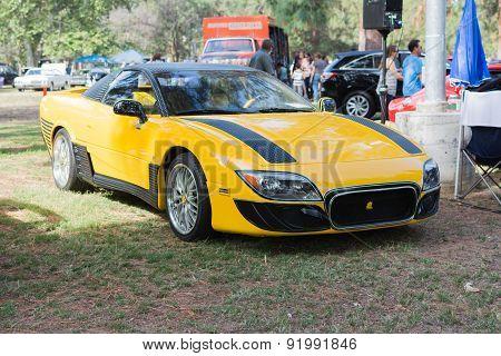 Ferman 3000 Gt Car On Display