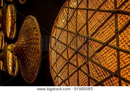 Wicker Wall Lights