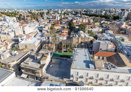 Nicosia City View