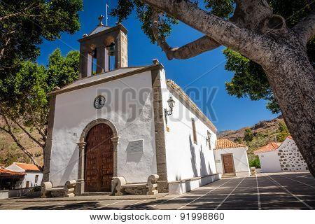 Church in Fataga