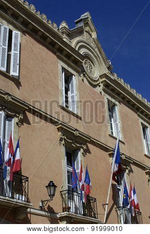 Picturesque City Of Saint Tropez