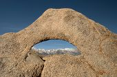 image of alabama  - Alabama Hills are a range of hills and rock formations near the eastern of the Sierra Nevada Mountains - JPG