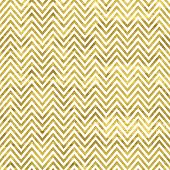 stock photo of chevron  - White and gold pattern - JPG
