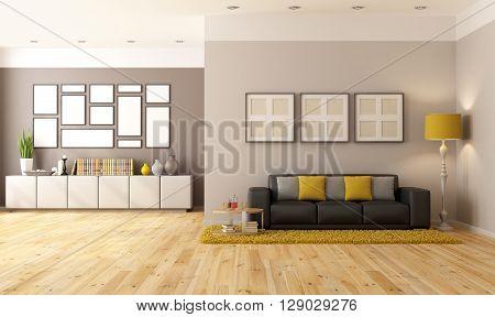 Contemporari Living Room