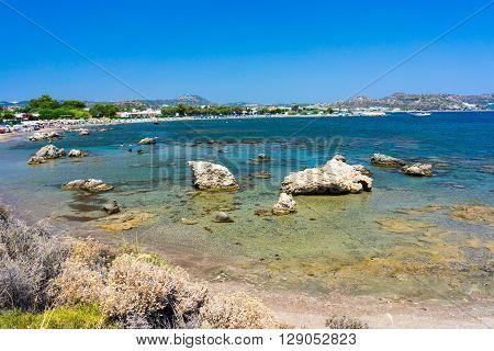 Kathara Beach Faliraki