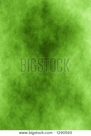 Simple Green Grunge Paper