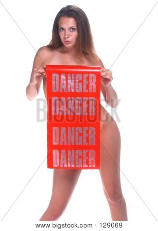 Danger Zone Girl