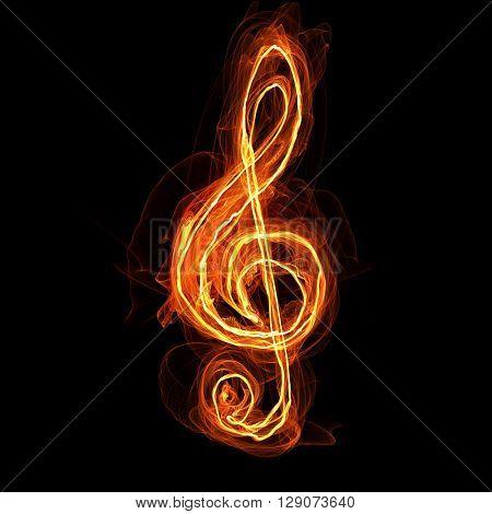 Music conceptual image