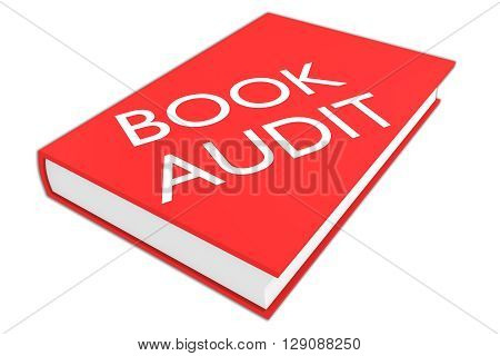 Book Audit Concept