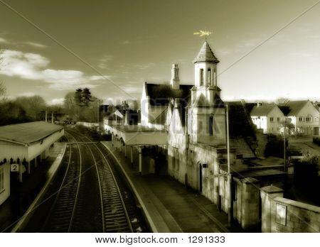 Stamford Railway Station