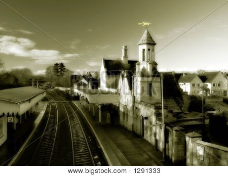 Estación de tren de Stamford