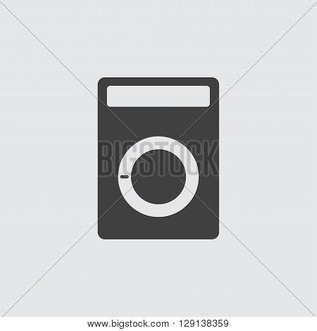 Music speaker icon illustration isolated vector sign symbol