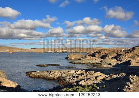 The Luderitz Bay, Namibia