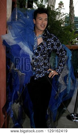 Bobby Trendy at the Grand Opening of Porta Bella in Beverly Hills, USA on September 2, 2005.