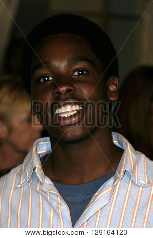 Daniel Curtis Lee at the World premiere of