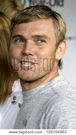 Rick Schroder at the Los Angeles premiere of